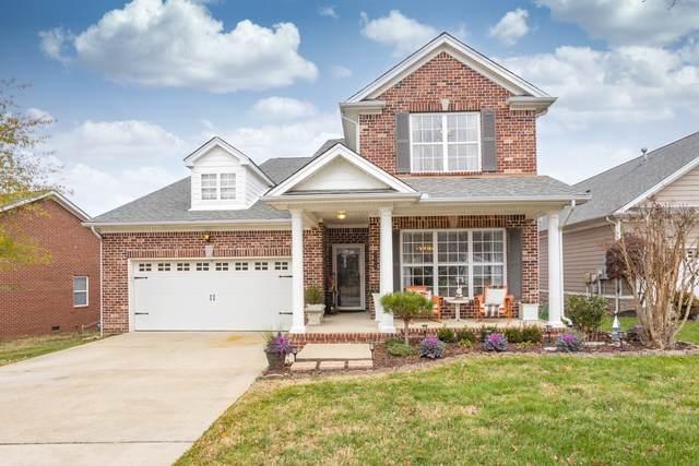 5008 Burke Trl, Nolensville, TN 37135 (MLS #RTC2212570) :: RE/MAX Homes And Estates