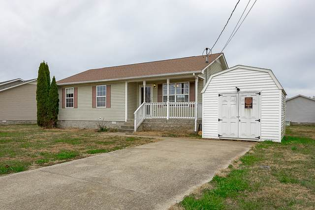 122 Gleaves Ln, Oak Grove, KY 42262 (MLS #RTC2212573) :: John Jones Real Estate LLC