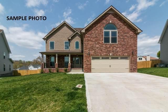 142 Griffey Estates, Clarksville, TN 37042 (MLS #RTC2212672) :: The Milam Group at Fridrich & Clark Realty