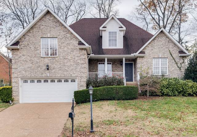 4809 Peninsula Pointe Dr, Hermitage, TN 37076 (MLS #RTC2212676) :: RE/MAX Homes And Estates