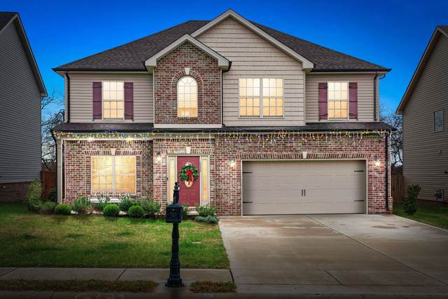 1333 Winterset Dr, Clarksville, TN 37040 (MLS #RTC2212682) :: The DANIEL Team | Reliant Realty ERA