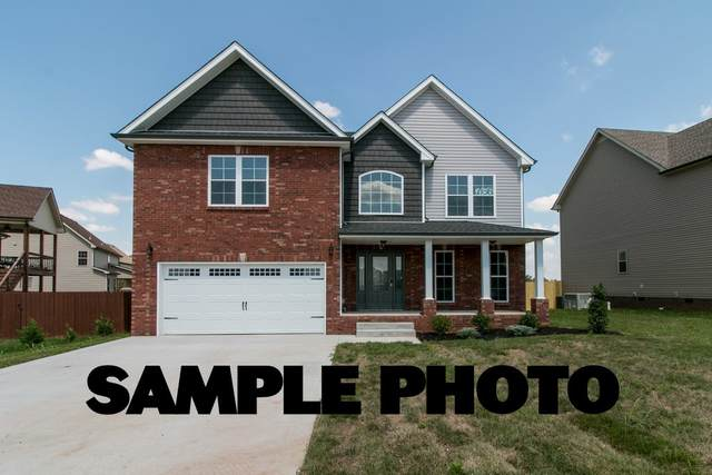 143 Griffey Estates, Clarksville, TN 37042 (MLS #RTC2212698) :: The Milam Group at Fridrich & Clark Realty