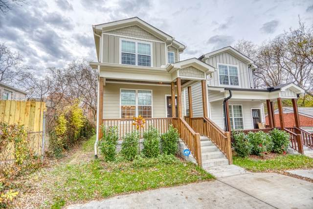 2231A 24th Ave N, Nashville, TN 37208 (MLS #RTC2212716) :: RE/MAX Homes And Estates