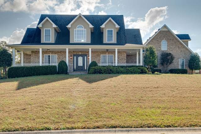807 Little Springs Rd, Clarksville, TN 37040 (MLS #RTC2212773) :: Village Real Estate