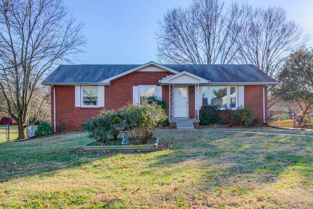 126 Union Hall Rd, Clarksville, TN 37040 (MLS #RTC2212853) :: Live Nashville Realty