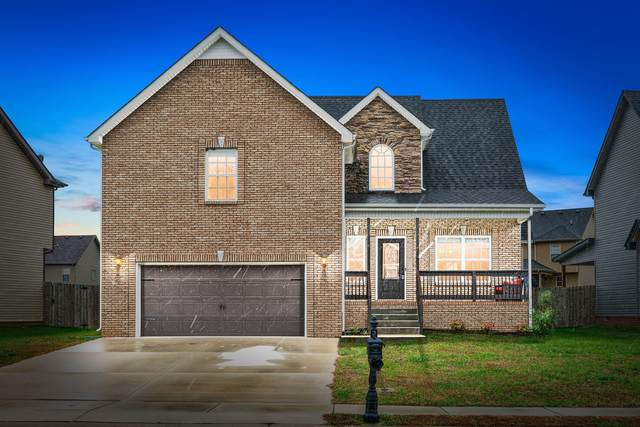 1065 Thrasher Dr, Clarksville, TN 37040 (MLS #RTC2212959) :: The DANIEL Team | Reliant Realty ERA