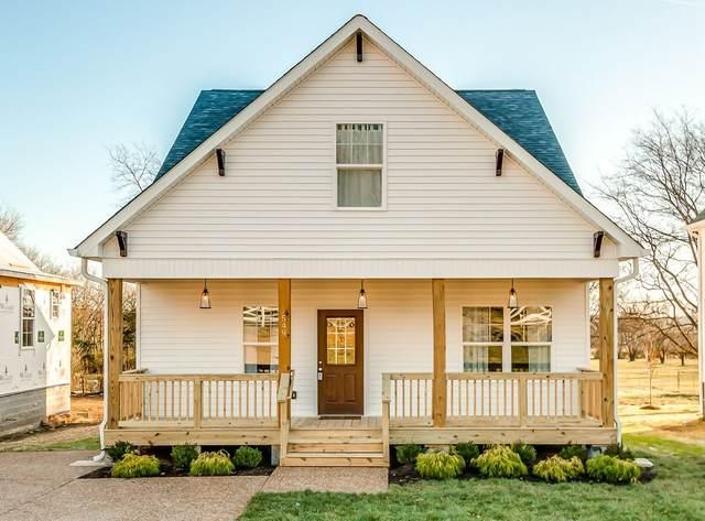 549 Green Ln, Whites Creek, TN 37189 (MLS #RTC2213031) :: Nashville on the Move