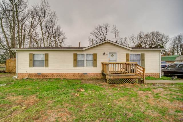205 Orchard Ln, Bell Buckle, TN 37020 (MLS #RTC2213088) :: Village Real Estate