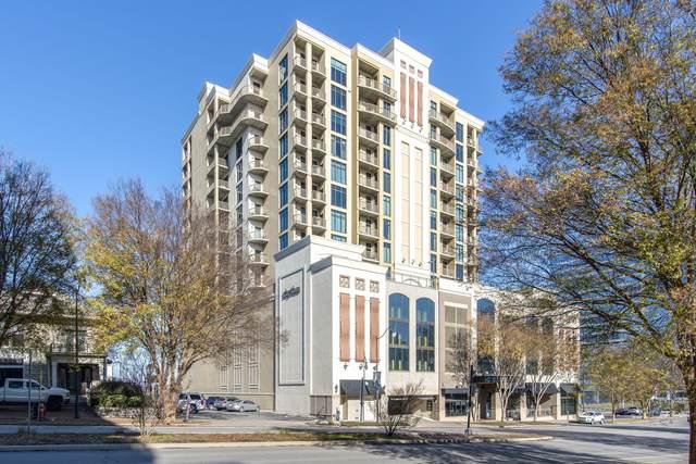 1510 Demonbreun St #911, Nashville, TN 37203 (MLS #RTC2213140) :: Candice M. Van Bibber | RE/MAX Fine Homes