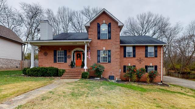 1009 Singing Springs Rd, Mount Juliet, TN 37122 (MLS #RTC2213215) :: RE/MAX Homes And Estates