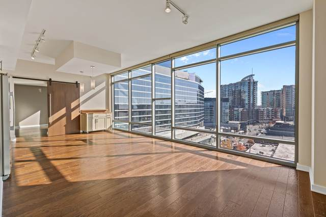 1212 Laurel St. #703, Nashville, TN 37203 (MLS #RTC2213289) :: Real Estate Works