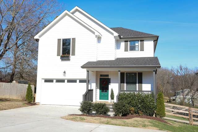 2301B Carter Ave, Nashville, TN 37206 (MLS #RTC2213383) :: RE/MAX Homes And Estates