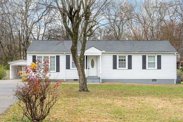233 Mccoin Dr, Goodlettsville, TN 37072 (MLS #RTC2213430) :: RE/MAX Homes And Estates