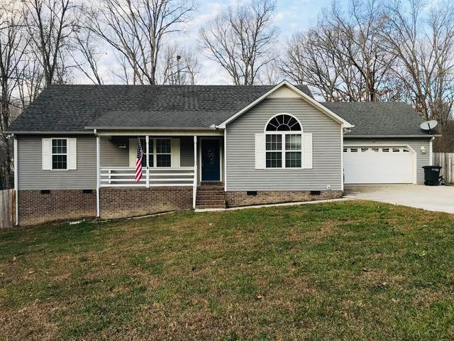 834 Toliver Lake Rd, Manchester, TN 37355 (MLS #RTC2213537) :: RE/MAX Homes And Estates
