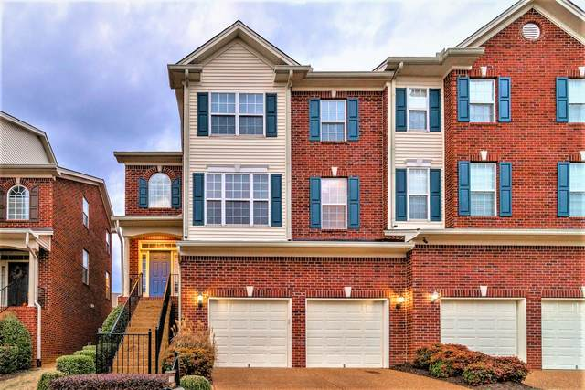 1206 Forest Lake Ct, Franklin, TN 37064 (MLS #RTC2213654) :: John Jones Real Estate LLC