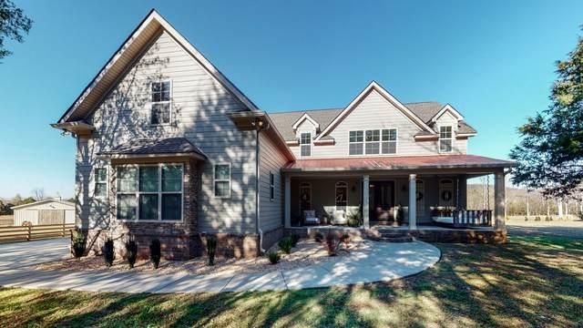 9701 Mckee Rd, Lascassas, TN 37085 (MLS #RTC2213763) :: RE/MAX Homes And Estates