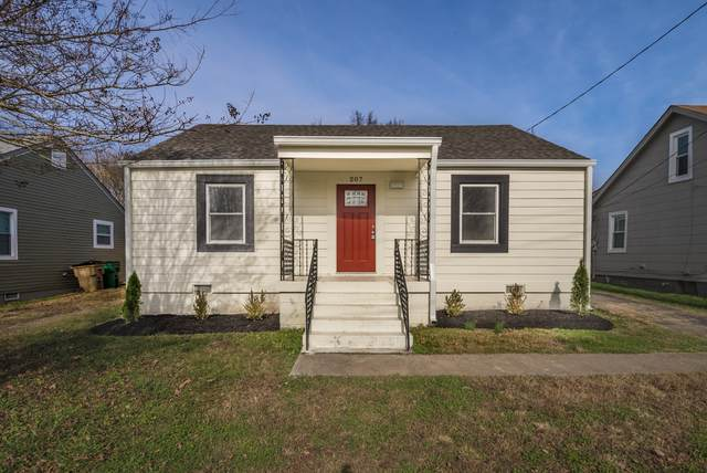 207 Dupont Ave, Madison, TN 37115 (MLS #RTC2213809) :: Nashville on the Move