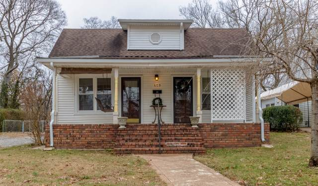 409 S 11th St, Clarksville, TN 37040 (MLS #RTC2213945) :: Morrell Property Collective | Compass RE