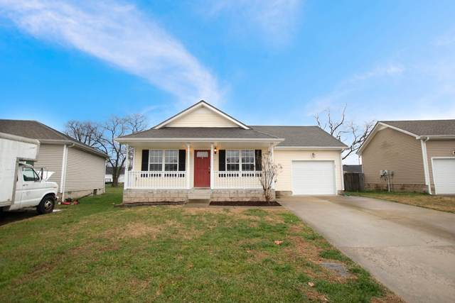3439 Foxrun Ln, Clarksville, TN 37042 (MLS #RTC2214064) :: Michelle Strong