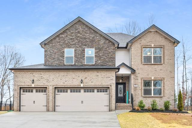806 Snapdragon Ct, Clarksville, TN 37042 (MLS #RTC2214100) :: The Milam Group at Fridrich & Clark Realty