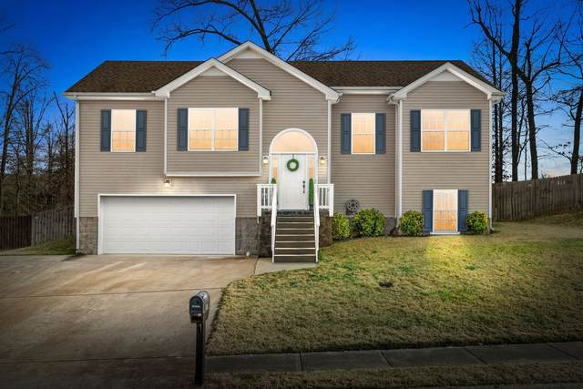 1363 Constitution Drive, Clarksville, TN 37042 (MLS #RTC2214151) :: Kimberly Harris Homes