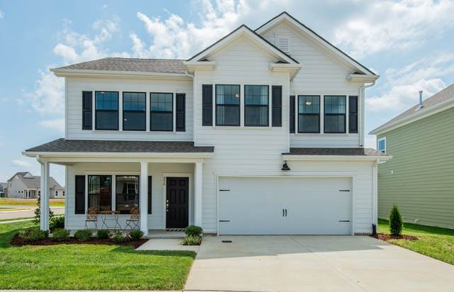 905 Carraway Ln, Spring Hill, TN 37174 (MLS #RTC2214223) :: Morrell Property Collective | Compass RE