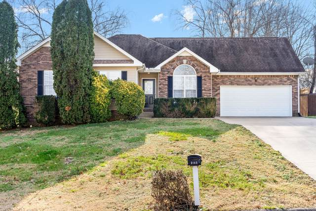 3142 Westchester Dr, Clarksville, TN 37043 (MLS #RTC2214327) :: Morrell Property Collective | Compass RE