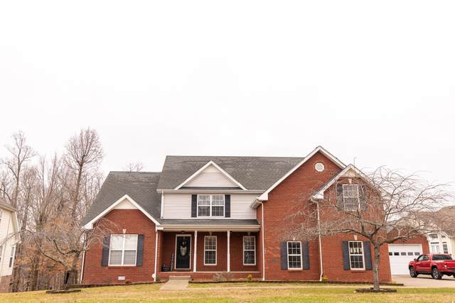 554 Winding Bluff Way, Clarksville, TN 37040 (MLS #RTC2214352) :: John Jones Real Estate LLC