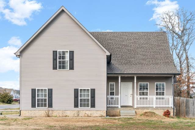 3421 Foxrun Ln, Clarksville, TN 37042 (MLS #RTC2214386) :: Michelle Strong