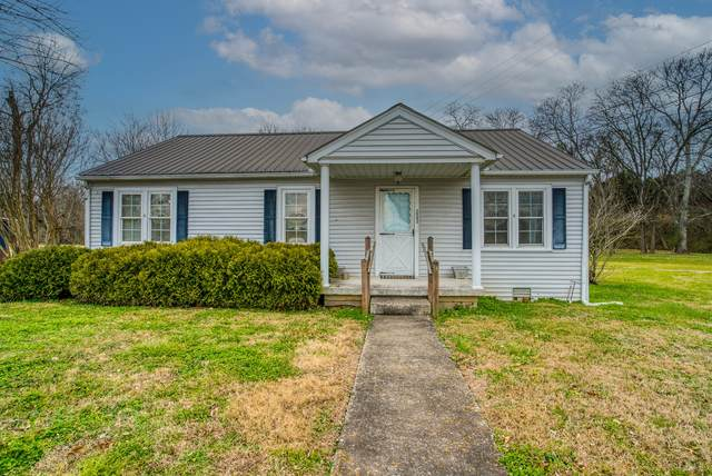 2503 Santa Fe Pike, Santa Fe, TN 38482 (MLS #RTC2214469) :: Candice M. Van Bibber | RE/MAX Fine Homes