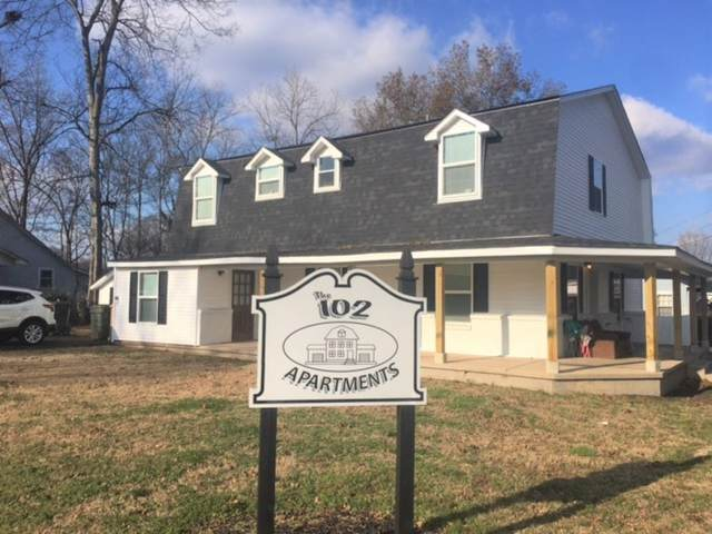 102 Brink St, Lawrenceburg, TN 38464 (MLS #RTC2214479) :: Village Real Estate