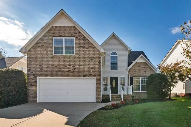 1237 Baker Creek Dr, Spring Hill, TN 37174 (MLS #RTC2214552) :: Team Wilson Real Estate Partners