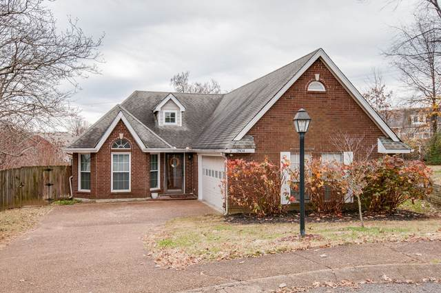 2804 Chapelwood Dr, Hermitage, TN 37076 (MLS #RTC2214591) :: RE/MAX Homes And Estates