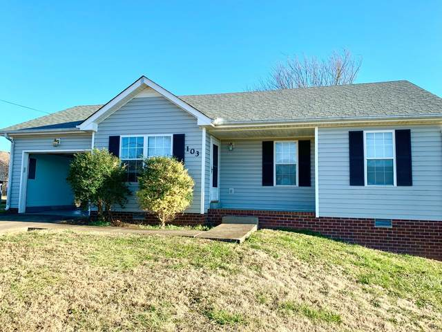 103 Pappy Dr, Oak Grove, KY 42262 (MLS #RTC2214603) :: John Jones Real Estate LLC