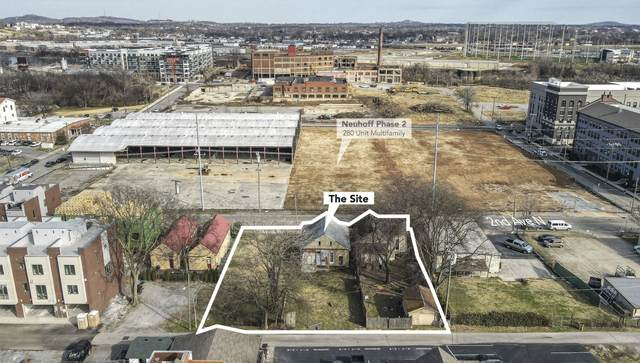 1311 2nd Ave N, Nashville, TN 37208 (MLS #RTC2214769) :: Morrell Property Collective | Compass RE