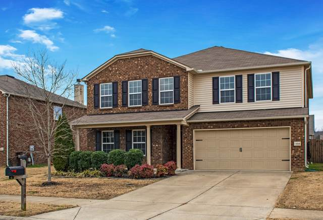 1016 Werner Dr, Hendersonville, TN 37075 (MLS #RTC2214831) :: Christian Black Team