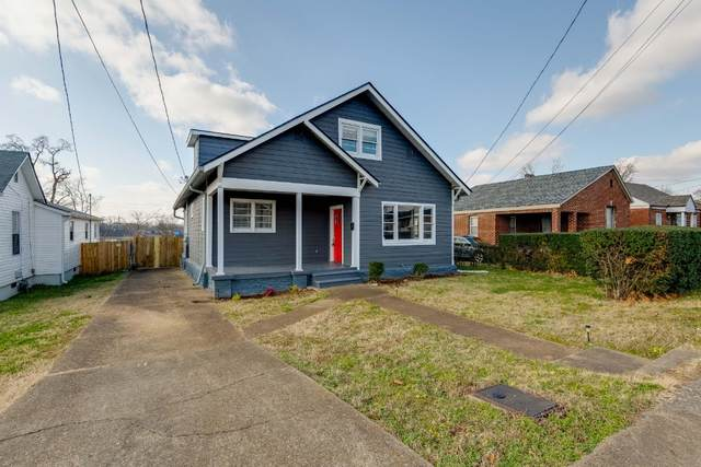1609 22nd Ave N, Nashville, TN 37208 (MLS #RTC2214840) :: Felts Partners