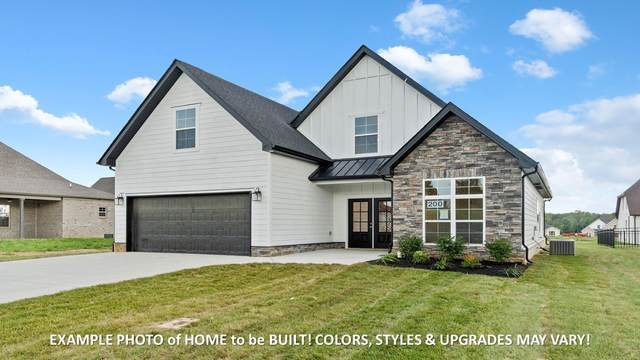 208 Hereford Farm, Clarksville, TN 37043 (MLS #RTC2214986) :: RE/MAX Homes And Estates