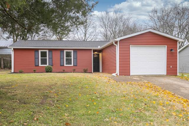 805 Fawn Ln, Madison, TN 37115 (MLS #RTC2215021) :: The Milam Group at Fridrich & Clark Realty