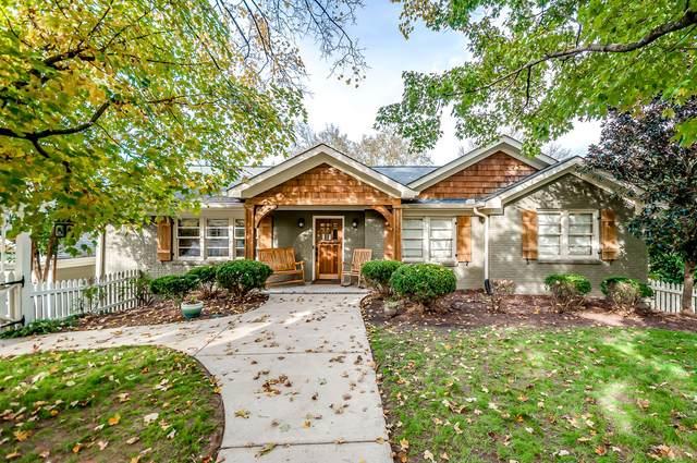908 Woodmont Blvd, Nashville, TN 37204 (MLS #RTC2215034) :: FYKES Realty Group
