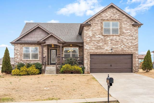 264 Ivy Bend Cir, Clarksville, TN 37043 (MLS #RTC2215036) :: RE/MAX Homes And Estates