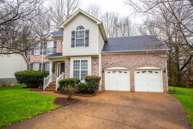 613 Casey Pl, Hermitage, TN 37076 (MLS #RTC2215113) :: RE/MAX Homes And Estates