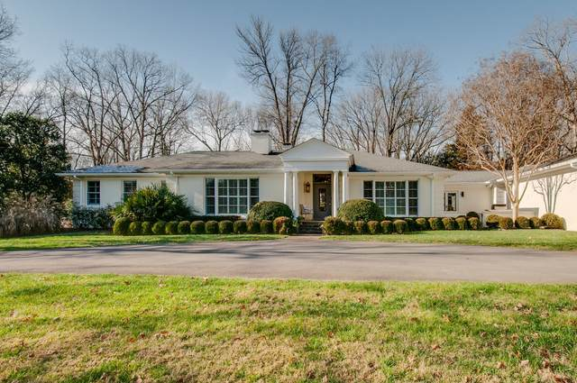 6108 Hickory Valley Rd, Nashville, TN 37205 (MLS #RTC2215169) :: Kimberly Harris Homes