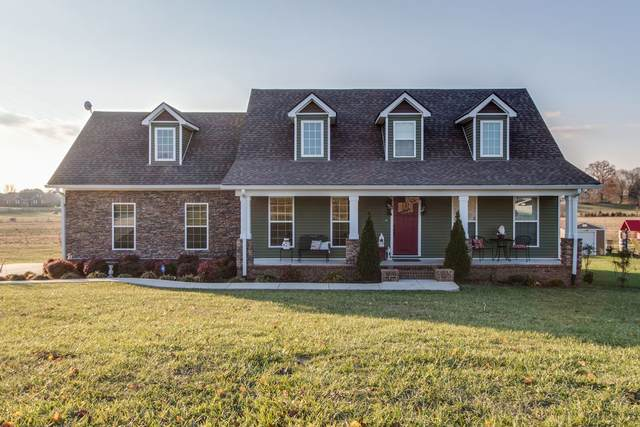 105 Majestic Dr, Decherd, TN 37324 (MLS #RTC2215355) :: Berkshire Hathaway HomeServices Woodmont Realty