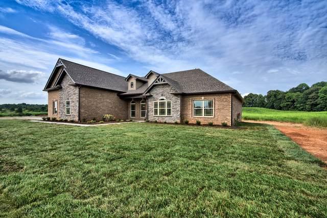 154 Hartley Hills, Clarksville, TN 37043 (MLS #RTC2215359) :: Nashville Home Guru