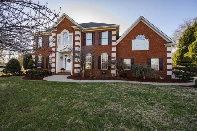 2642 Big Eagle Trl, Murfreesboro, TN 37127 (MLS #RTC2215414) :: Nashville on the Move