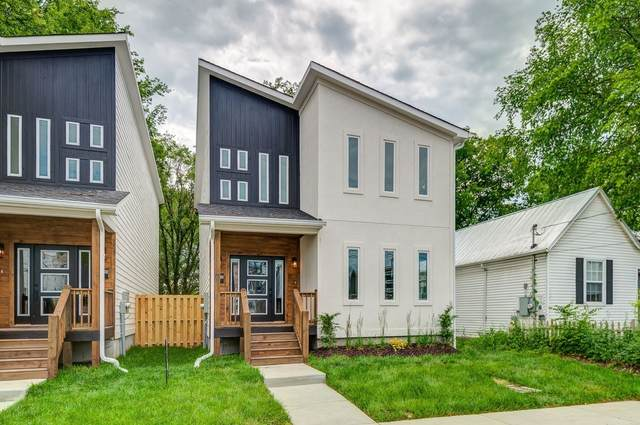 2019A 9th Ave N, Nashville, TN 37208 (MLS #RTC2215441) :: Team Wilson Real Estate Partners