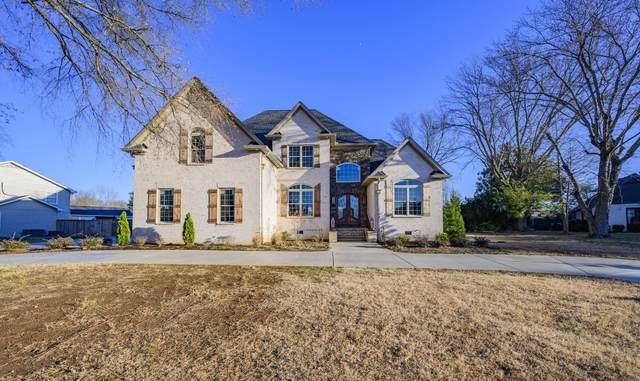 1619 Georgetown Lane, Murfreesboro, TN 37129 (MLS #RTC2215609) :: Amanda Howard Sotheby's International Realty