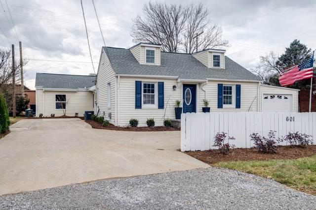 601 W Clark Blvd, Murfreesboro, TN 37129 (MLS #RTC2215833) :: RE/MAX Homes And Estates