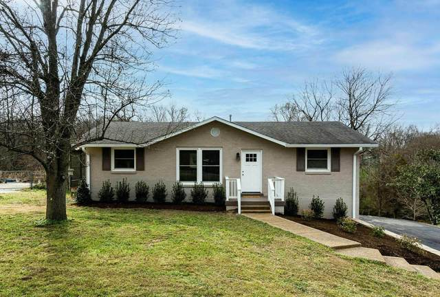 509 Northcrest Dr, Nashville, TN 37211 (MLS #RTC2215891) :: RE/MAX Homes And Estates